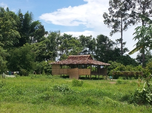 ETB community center in progress