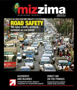 mizzima business weekly
